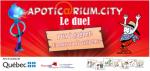 Concours Apoticarium.City : le duel