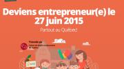 2e édition de « La grande journée des petits entrepreneurs » : c'est le temps de s'inscrire!