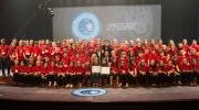 Qui sont les grands champions de la Grande finale internationale de La Dictée P.G.L. 2015?