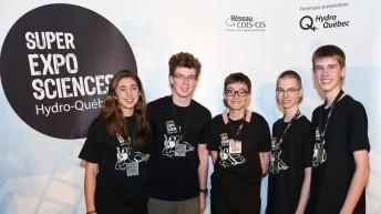 Huit Québécois parmi les meilleurs jeunes scientifiques au monde à Bruxelles