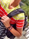 Un sac à dos léger et bien ajusté, un essentiel pour la rentrée