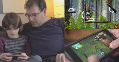 Camie : Un nouveau jeu mobile au profit de Leucan (Groupe CNW/Leucan)